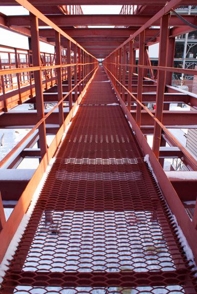 Лестницы, площадки, ограждения