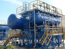Блочное оборудование (блок емкостей и сепараторов нефти и газа, ХМАО)