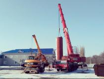 Резервуары РВС-3000 (Белгородская область)