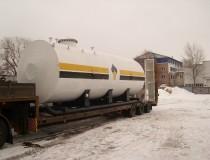 Резервуары для хранения нефтепродуктов РГС