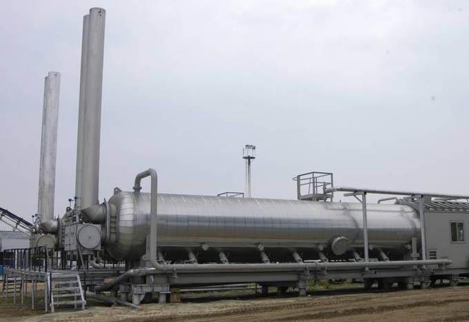 Блочные установки по подготовке нефти УПН