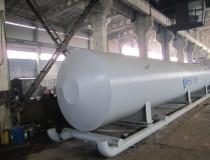 Резервуары для дизельного топлива (Нефтегорск)