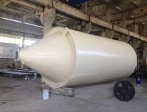 Силосы для завода сухих смесей (Чапаевск)