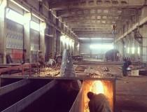Бункеры для завода сухих смесей (Чапаевск)