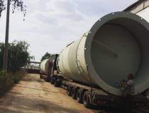Резервуары вертикальные с обогревом (Гагарин)