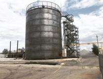 Вертикальный резервуар 1000 м3 (Пенза)