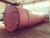 Резервуар вертикальный РВС 1000 м3 под воду