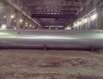 Резервуар 50 м3 для темных нефтепродуктов и битума