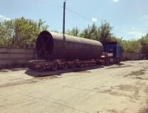 Резервуары вертикальные 2 х РВС-540 м3 для воды в ХМАО
